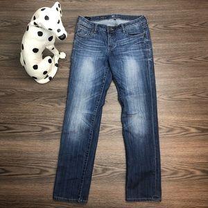 Kut From the Kloth Catherine Boyfriend Jeans Sz 6